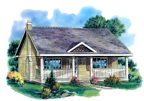 House Plans with VaultedCathedral Ceilings Page 1 at Westhome