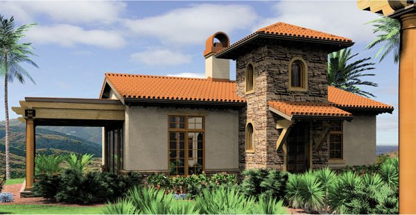 Spanish Revival House Plans Page At Westhome Planners