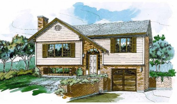split entry house plans page 1 at westhome planners