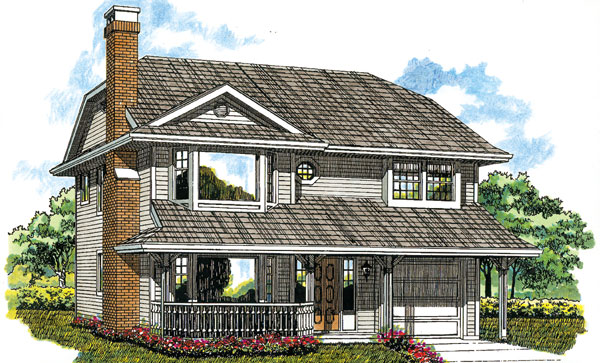 Basement Entry House Plans Page at Westhome Planners      deep