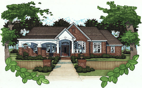 1 Story House Plans Between 2500 And 2750 Sq Ft Page 3 At