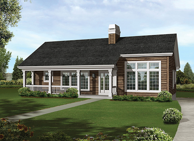 House Plans with Atriums Page 1 at Westhome Planners on