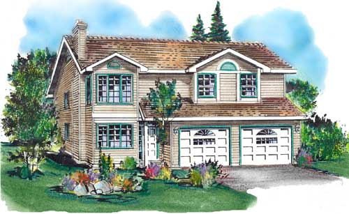 Basement Entry House Plans Page at Westhome Planners