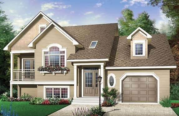 Split Entry House Plans Page 4 at Westhome Planners